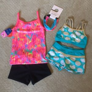 Activewear, Dance, or Gymnastics Wear